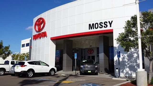 Mossy Toyota, San Diego, CA, 92109