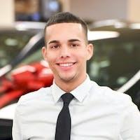 Elvin Lopez at Atlantic Toyota