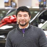 Nelson Pacheco at Atlantic Toyota