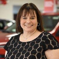 Sandra Dellolio at Atlantic Toyota