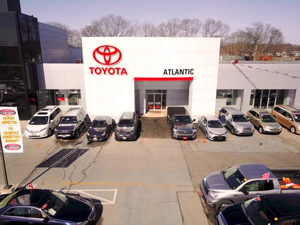 Atlantic Toyota, West Islip, NY, 11795