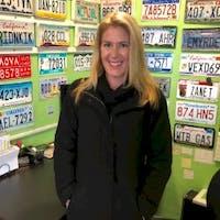 Kristen Mahrer at National City Auto Center