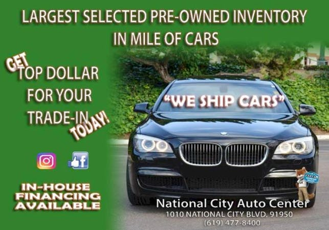 National City Auto Center >> National City Auto Center Used Car Dealer Dealership Ratings
