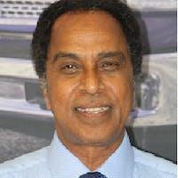 Aweis Mohamed at Antwerpen Dodge Ram
