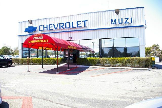 Muzi Chevrolet, Needham, MA, 02494