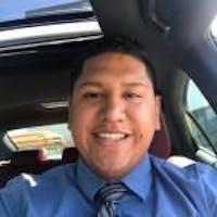 Alex Salazar at Boch Toyota South