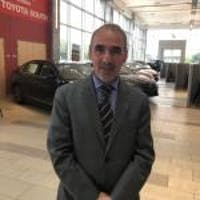 Ahmad Sabbagh at Boch Toyota South