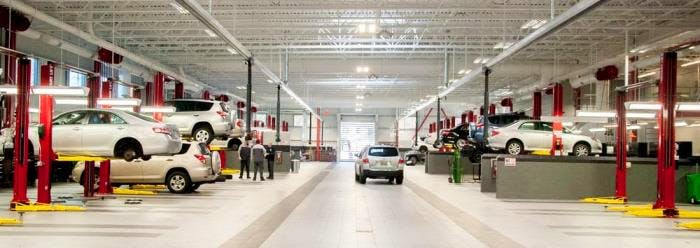 Boch Toyota South, North Attleboro, MA, 02760