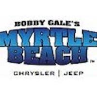 Jasmine Gale-Bazinet at Myrtle Beach Chrysler Jeep