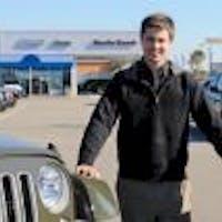 Robbie Gale at Myrtle Beach Chrysler Jeep