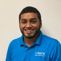 Carlos Ramirez  at O'Brien Hyundai of Ft. Myers
