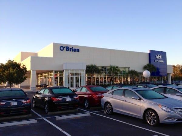 O'Brien Auto Park, Fort Myers, FL, 33966