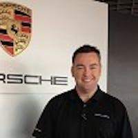 Eric Hargrove at Napleton Westmont Porsche