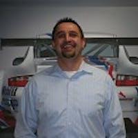 Paul Ksiezyc at Napleton Westmont Porsche
