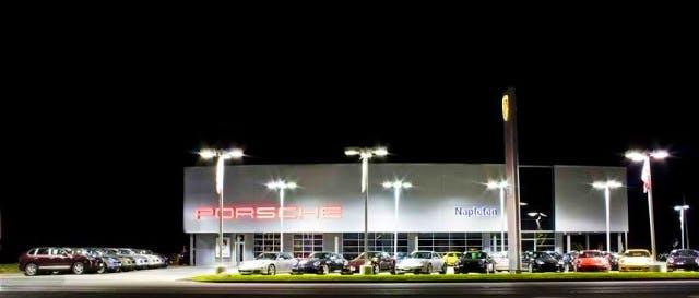 Napleton Westmont Porsche, Westmont, IL, 60559