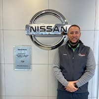 Tommy Nevue at Napoli Nissan
