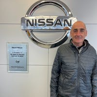 Mike G. at Napoli Nissan