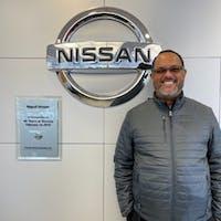 Nazario Santos at Napoli Nissan