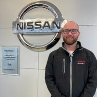 Frank Acampora at Napoli Nissan