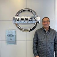 Ron Valentino at Napoli Nissan