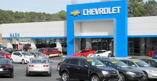 Nash Chevrolet, Lawrenceville, GA, 30046