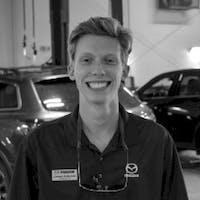 Connor Anderson at Nelson Mazda Murfreesboro