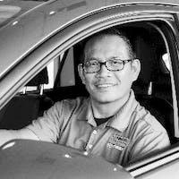 Tom Chanthavong at Nelson Mazda Murfreesboro