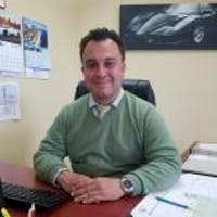 Jimmy Roldan at New Jersey State Auto Auction