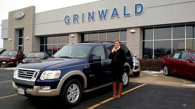 Chelsea Grinwald Employee Ratings DealerRatercom - Grinwald ford car show