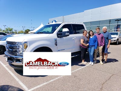 Camelback Ford Lincoln Ford Lincoln Used Car Dealer