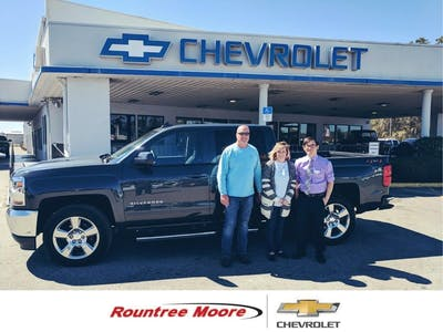 Rountree Moore Chevrolet Chevrolet Used Car Dealer Service