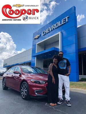 Cooper Chevrolet Buick Chevrolet Buick Used Car Dealer Service Center Dealership Ratings