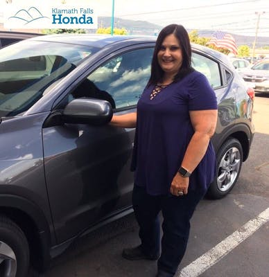 I Had A Really Great Experience Buying My New Honda From David At Klamath  Falls Honda. It Was Fast, Fair And Painless! I Would Absolutely Shop Here  Again.