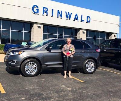 Chad Wickert Employee Ratings DealerRatercom - Grinwald ford car show