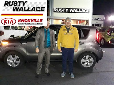 321 Reviews Of Rusty Wallace Kia Of Knoxville