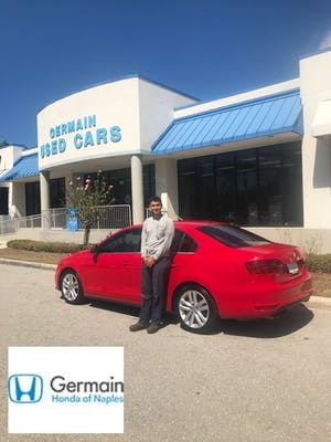 The Staff Was Extremely Professional And Courteous. They Really Helped Me  Through The Whole Process. Could Not Praise Germain Honda Highly Enough.