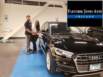 Audi Fletcher Jones Chicago The Audi Car - Fletcher jones audi chicago