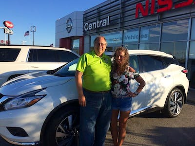 Today July 21, 2018 I Purchased My Second Vehicle From Mr. Carl Deal At Central  Nissan. In 2016 I Purchased From Mr. Deal And Returned Today Because He ...