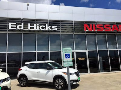 My Experience Was A Great One. Kind,courteous, And Efferent. This Is My  Fourth Car From Nissan. Mr. Marc Bane Was A Great Sales Person And His  Associates.