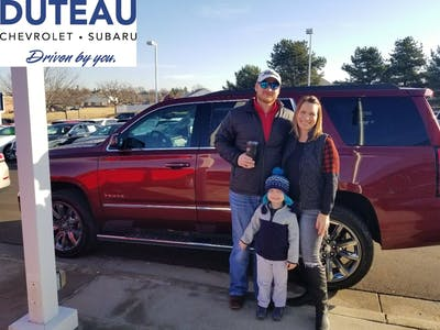 We Had A Great Buying Experience With Duteau. Clayton Listened To What We  Were Looking For, What Our Budget Was And Then Recommended Options For Our  Current ...
