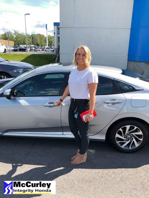 Good Since I Bought My Civic With McCurley In May 2017, The Bar Of My  Expectations For Customer Service Has Risen Exponentially. Iu0027m Consistently  Impressed By ...