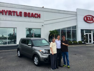 We Brought Our 2014 KIA Soul In For Its 30K Service   And We Knew Our Lease  Was About To Expire In A Couple Of Months. As Always, Matt Gipe Was  Professional ...