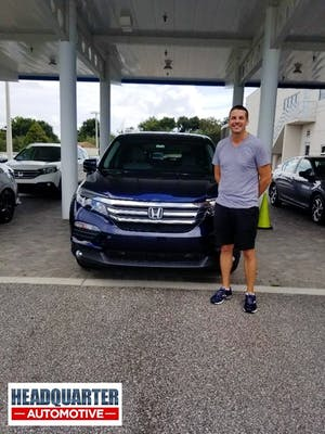 Went In For An Oil Change On My Accord And Left With A New 2018 Honda  Pilot! Great Upgrade Program And Amazing Customer Service.
