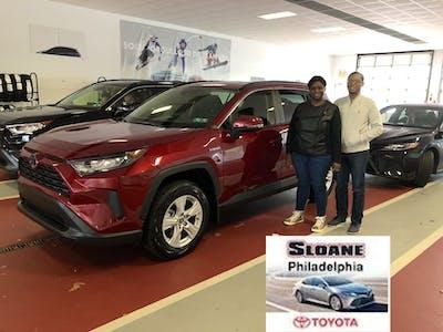 Sloane Toyota Of Philadelphia >> Sloane Toyota of Philadelphia - Toyota, Used Car Dealer, Service Center - Dealership Reviews