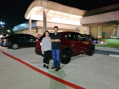 He Explained The Benefits Of Buying From Park Place Lexus And Buying A  L/certified Vehicle.