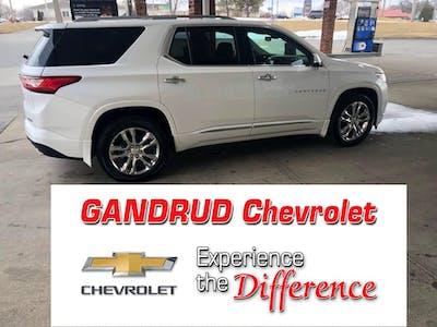 Gandrud Chevrolet Chevrolet Used Car Dealer Service