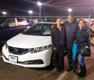 I Canu0027t Say Enough About Jose And The Paul Miller Honda Team. He Was  Attentive, Professional, And Had A Great Attitude. He Came Recommended And  Did Not ...