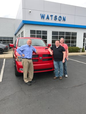 I Found The Truck On Autotrader, And Called The Dealership, Anthony  Actually Knew The History Of The Trade In And Was Not Pushy Towards Getting  Me In For A ...