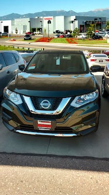 We Would Like To Thank Would Woodmen Nissan On Getting Us In To A Rogue.  They Were Very Helpful In Getting Us What We Want Leroy Was Very Helpful As  Well ...