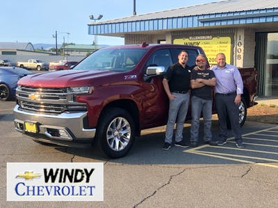 windy chevrolet chevrolet service center dealership ratings dealerrater